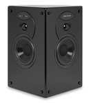 Atlantic Technology - THX Select Certified Dipole/Bipole Surround Channel Speakers - Black ATL-4400SR-P-BLK