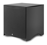 "Atlantic Technology - 12"" Powered Box Subwoofer 325 watt - Black ATL-444SB-BLK"