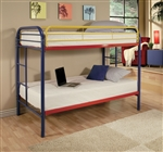 Thomas Twin/Twin Bunk Bed in Rainbow Finish by Acme - 02188RNB