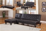 Conrad Espresso Bycast 3 Piece Sectional Living Room Set by Acme - 05638-3