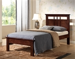 Donato Twin Bed in Cappuccino Finish by Acme - 21522T