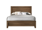 Miquell Bed in Oak Finish by Acme - 28050Q