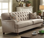 Alianza Sofa in Beige Finish by Acme - 52580