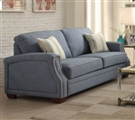 Betisa Sofa in Light Blue Finish by Acme - 52585