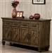 Aurodoti Server in Oak Finish by Acme - 66104