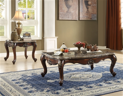 Beredei 3 Piece Occasional Table Set in Antique Oak Finish by Acme - 81675-S