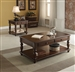 Farrel 3 Piece Occasional Table Set in Walnut Finish by Acme - 82745-S