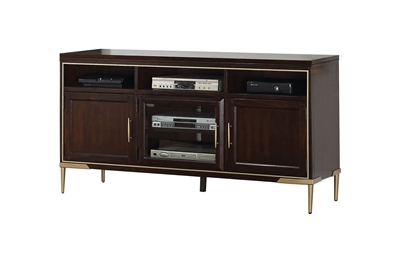 Eschenbach 64 Inch TV Console in Cherry Finish by Acme - 91962