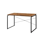 Jurgen Executive Home Office Desk in Oak & Black Finish by Acme - 92910