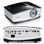 DLP Projector WXGA 2500- 8.4 lbs DLP short throw projector, WXGA, 2500 AL, 3000:1 CR, Interactive PointDraw, LAN Control, HDMI, 3D Ready, USB Dsiplay & Reader, 10W speaker x 2.