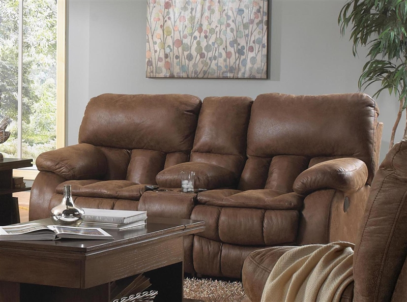 Remarkable Madden Reclining Console Loveseat With Heat And Massage By Catnapper 10799 Short Links Chair Design For Home Short Linksinfo