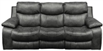 Catalina Leather Reclining Sofa by Catnapper - 4311