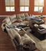 Voyager Lay Flat 3 Piece Sectional by Catnapper - 438-SEC