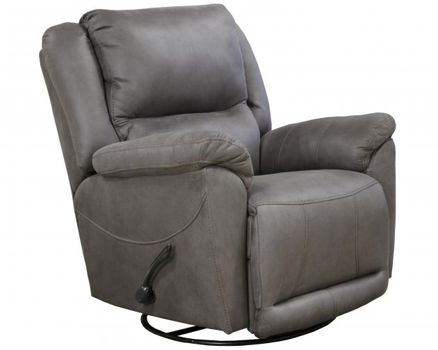 Awesome Cole Chaise Swivel Glider Recliner In Charcoal Fabric By Catnapper 4566 5 Ch Pdpeps Interior Chair Design Pdpepsorg