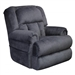 Burns Power Lift Full Lay Flat Recliner with Dual Motor in Midnight Fabric by Catnapper - 4847-E