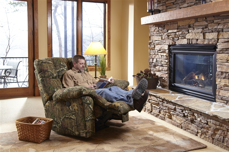 Duck Dynasty Chimney Rock Lay Flat Recliner in Realtree MAX 4 Camouflage Fabric by Catnapper - 5803-7 & Duck Dynasty Chimney Rock Lay Flat Recliner in Realtree MAX 4 ... islam-shia.org