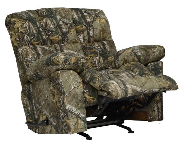 Duck Dynasty Chimney Rock Lay Flat Recliner in Realtree Xtra Camouflage Fabric by Catnapper - 5803-7-R  sc 1 st  Home Cinema Center & Duck Dynasty Chimney Rock Lay Flat Recliner in Realtree Xtra ... islam-shia.org