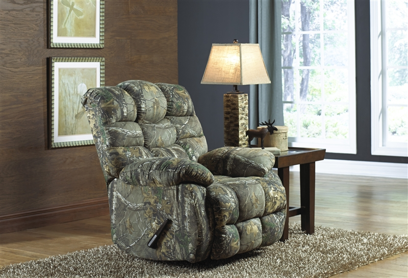 Duck Dynasty Flat Rock Chaise Rocker Recliner in Realtree MAX4 Camouflage Fabric by Catnapper - 5806-2 & Duck Dynasty Flat Rock Chaise Rocker Recliner in Realtree MAX4 ... islam-shia.org