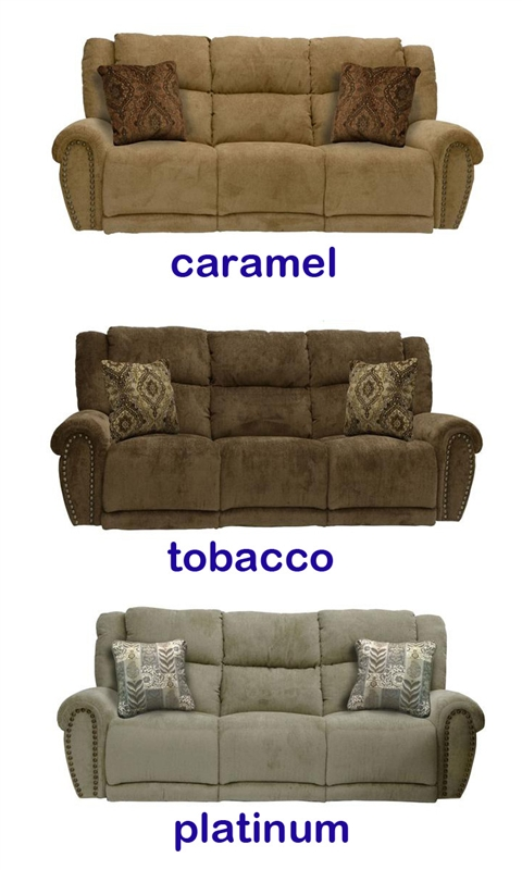 Fabulous Stafford Power Lay Flat Reclining Sofa In Caramel Color Fabric By Catnapper 61771 Beatyapartments Chair Design Images Beatyapartmentscom