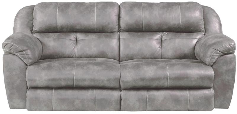 Ferrington Power Headrest Power Lay Flat Reclining Sofa In