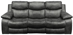 Catalina POWER Leather Reclining Sofa by Catnapper - 64311