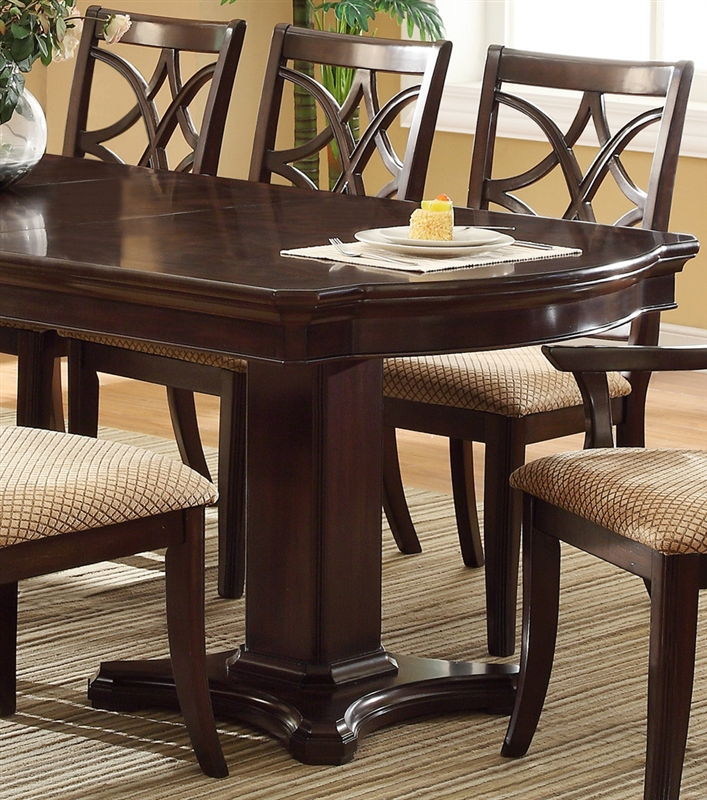 Katherine Complete Dining Set China Included in Cherry Finish by ...