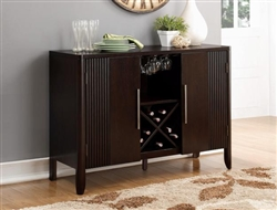 Ariana Sideboard in Grey Finish by Crown Mark - 2368-SB