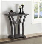 Draper Console Table in Grey Finish by Crown Mark - CM-4906-GY