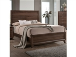 Darryl Bed in Brown Finish by Crown Mark - CM-B6930-Bed