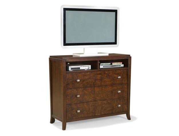 Fifth Avenue 6 Piece Bedroom Suite In Cocoa Finish By Crown Mark H5150