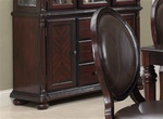 Davina Buffet in Brown Cherry Finish by Coaster - 103204B