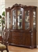Marisol Buffet and Hutch in Cherry Finish by Coaster - 103444