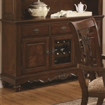 Addison Buffet in Cherry Finish by Coaster - 103514B