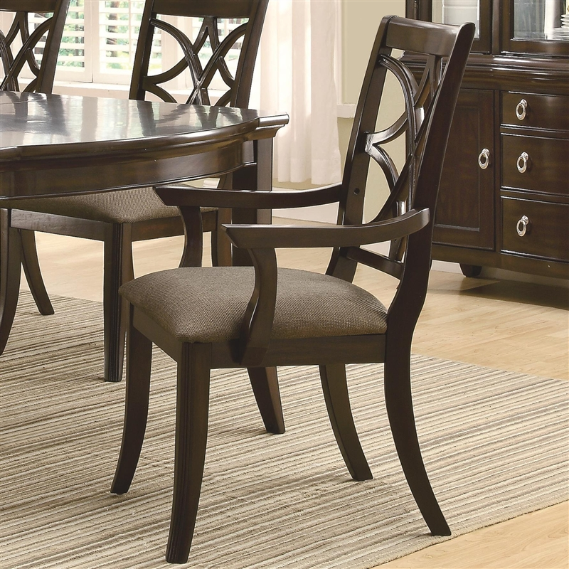 5pc Espresso Dining Room Kitchen Set Table 4 Brown: Meredith 7 Pc Dining Table Set In Espresso Finish By