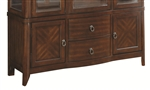 Louanna Buffet in Espresso Finish by Coaster - 104844B