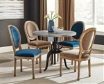 Rhea 5 Piece Dining Set by Scott Living - 107540