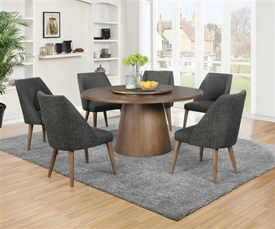 Beverly 5 Piece Dining Set in Dark Cocoa Finish by Coaster - 109530