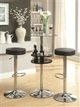 3 Piece Storage Bar Table Set by Coaster - 120715