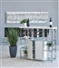 Bar Cabinet in White High Gloss Finish by Coaster - 182757