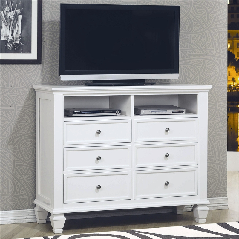 dresser bedroom media fine white weeki max product furniture chests chest