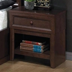 Remington Nightstand in Cherry Finish by Coaster - 202312