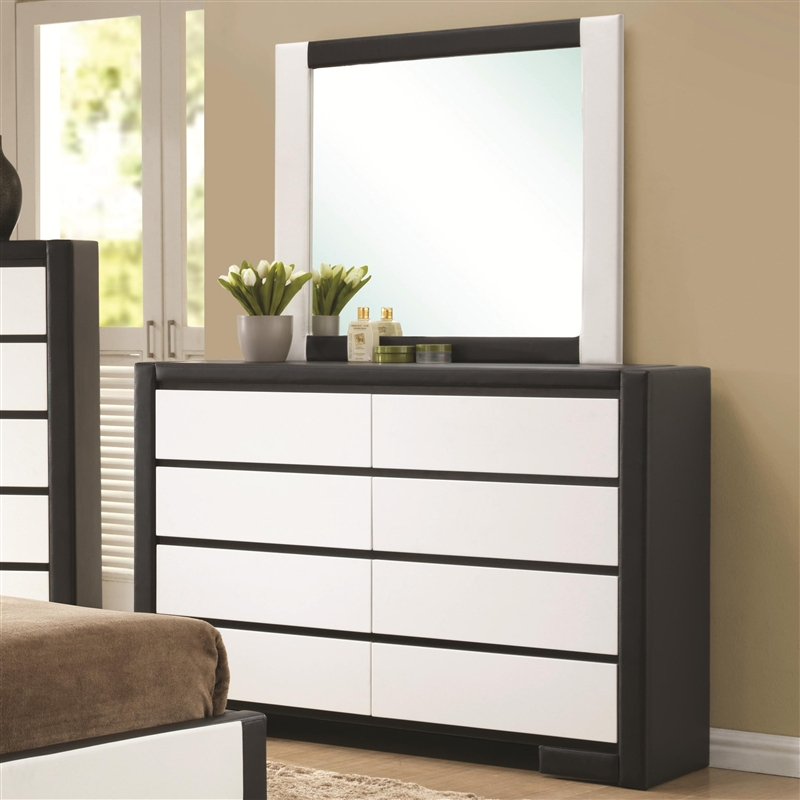 kimball bedroom furniture company black white upholstered piece set coaster for sale