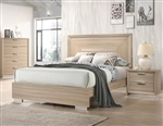 Lynncrest Bed in Rustic Beige Finish by Coaster - 222591Q