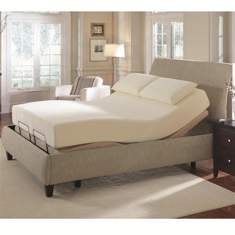 Pinnacle Premier Bedding Adjustable Bed Base Cal. King Size ...