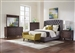 Bingham 6 Piece Bedroom Set in Brown Oak Finish by Coaster - 300515