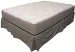King Koil Spine Support Ashton Queen Plush Mattress by Coaster - 350001Q