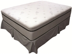 King Koil Spine Support Charleston Twin Euro Top Mattress by Coaster - 350003T