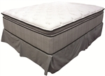 King Koil Spine Support Esteem Full Super Pillow Top Mattress by Coaster - 350005F