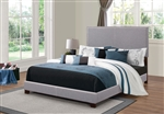 Boyd Grey Fabric Bed by Coaster - 350071Q