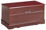 Cedar Chest in Cherry Finish by Coaster - 4694
